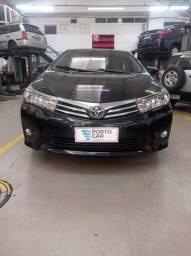 Título do anúncio: Corolla xei 2.0 automático 2017 + GNV
