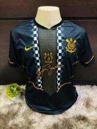 Camisa Corinthians - Ayrton Senna