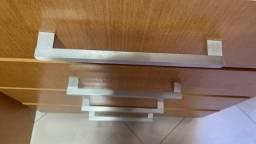 Puxadores de Alumínio 40cm e 18cm