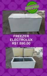 Título do anúncio: Freezer Electrolux