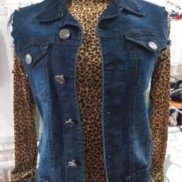 Colete Jeans Ronine