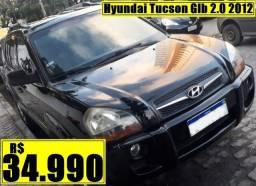 Título do anúncio: Hyundai Tucson Glb 2.0 2012