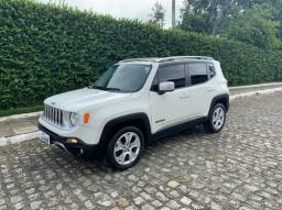 Jeep Renegade - 2018 - Limited - Diesel - Única dona