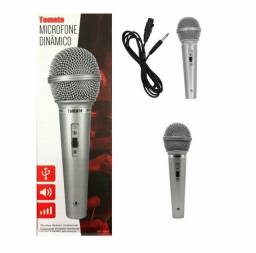 Título do anúncio: Microfone dinâmico