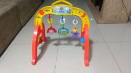Centro de atividades calesita - bebê
