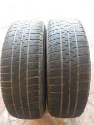 300 reais o par de pneu 13 ótimos de borracha 175/70/13