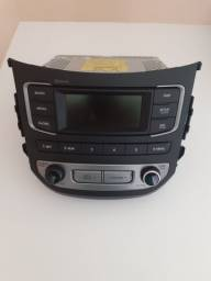 Título do anúncio: Rádio Bluetooth Hb20 2016