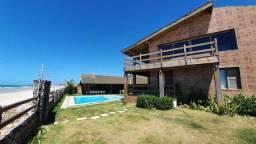 (ESN)TR63313. Casa Duplex na Praia do Presidio com 800m², Piscina, 5 quartos, 5 vagas