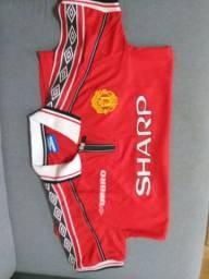 Camiseta Manchester United Nova