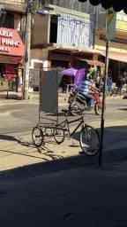 Bike triciclo propaganda