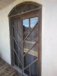 Portas e janelas Coloniais em Itaúba.