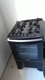 Fogão com forno cook top