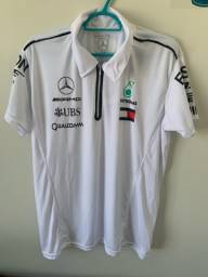 Título do anúncio: Camisa fórmula 1 Mercedes Benz