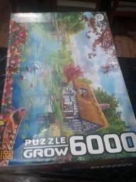 Quebra Cabeça Grow 6000 peças