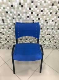 Título do anúncio: Cadeira empilhavel iso