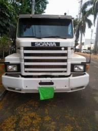 Título do anúncio: Scania 360 6X2 truck randon