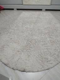 Tapete de algodão redondo