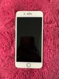 Iphone 8 plus gold 64gb *seminovo*