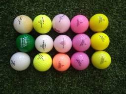 Bolas de golfe Semi novas.