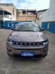 Jeep Compass Sport 2.0 Flex Automático 2020 Completo