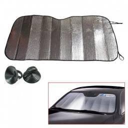 Protetor Solar De Parabrisas Quebra Sol Para Painel De Carro