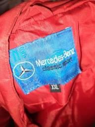 Título do anúncio: Jaqueta Motoqueiro Mercedes original