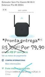 Mi Wi-Fi Range Extender pro (amplificador de sinal  de wi fi)