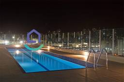 Flat para aluguel, 1 quarto, 1 suíte, Estoril - Belo Horizonte/MG