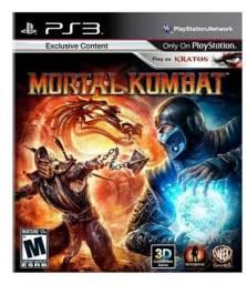 Mortal kombat-midia digital ps3