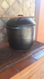 Panela de barro 100 reais