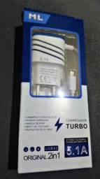 Vendo Carregador Turbo Ml Inova