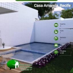 Título do anúncio: Apartamento 3 Quartos para Venda em Recife, Casa Amarela, 3 dormitórios, 1 suíte, 1 banhei