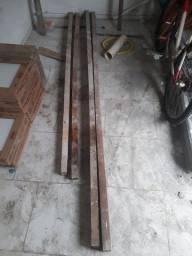 Madeira 3Mpor 30cm e linha 17M e alguns 250.