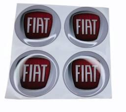 Adesivo  resinado para Roda FIAT