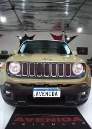 Título do anúncio: Jeep Renegade Longitude 1.8 Flex - Segunda Dona