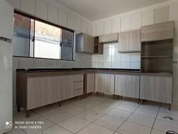 Cozinha modulada nova, com montagem
