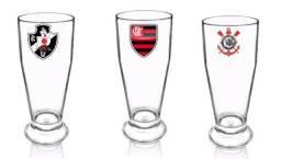 Título do anúncio: Copo Tulipa Chopp Cerveja Acrílico 300 ml personalizado, tema, logo, aniver, festa