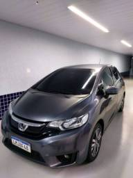 Honda Fit EXL 2017