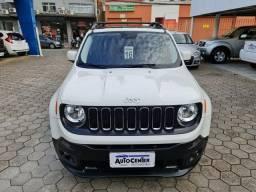 Título do anúncio: Jeep Renegade LONGITUDE 1.8 4X2 FLEX 16V AUT.
