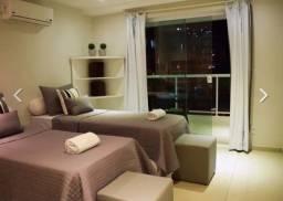 7 dias em Flat com serviços de Apart Hotel 4 pessoa