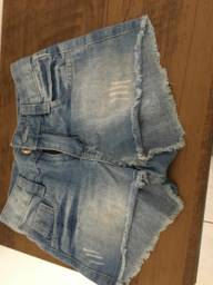 Vendo shorts infantil TAM 4