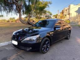BMW serie 5 3.0 automatica completa pneus novos em perfeito estado bx kilometrag