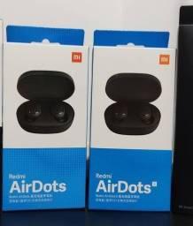 Título do anúncio: Airdots redmi s produto novo com garantia