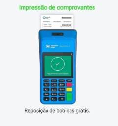 Título do anúncio: MÁQUINA DE CARTÃO POINT PRO 2 - REVENDA