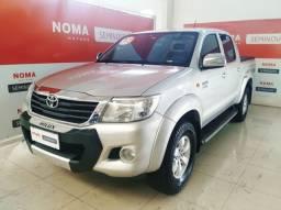 Título do anúncio: Toyota Hilux Cabine Dupla SR 4X2 4P