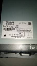 Kit multimídia original Toyota