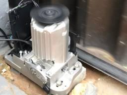 Motor para portão automático/ Instalação e manutenção.