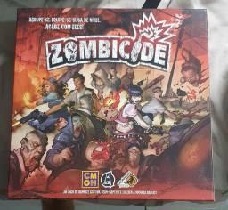 Boardgame zombicide + insert bucaneiros + sleeves