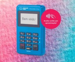 Título do anúncio: Maquininha de Cartão   Point Mini Chip