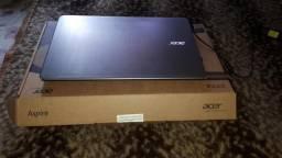 Notebook Acer core I7 6ª Geração